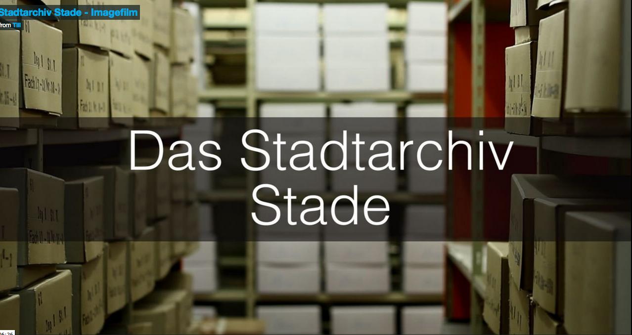 Stadtarchiv Stade - Imagefilm
