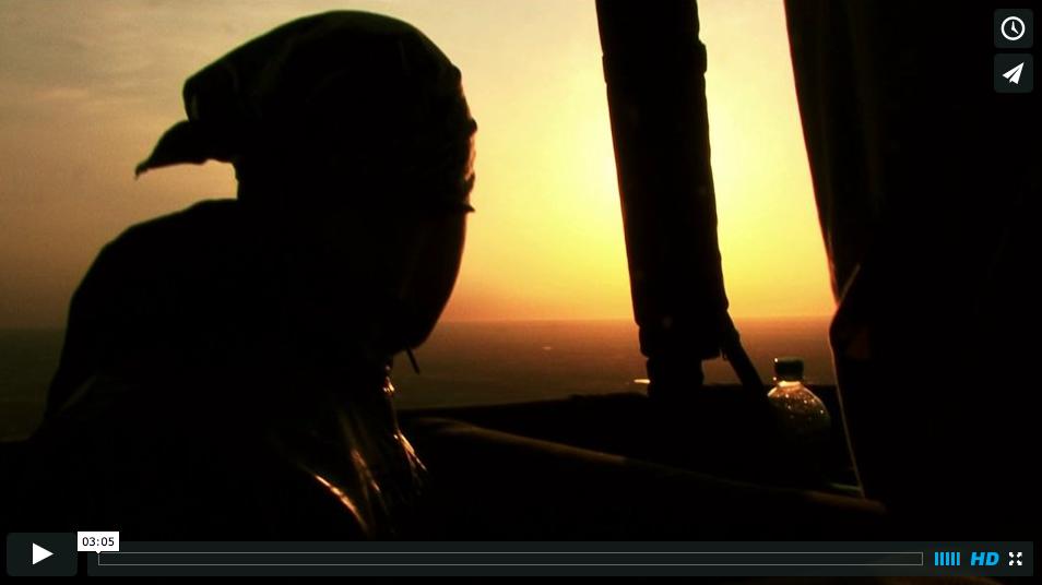 Fahrt mit Heißluftballon - Hot air balloon