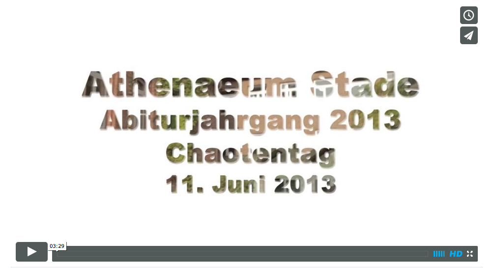 Athe - Abitur - Chaotentag 2013