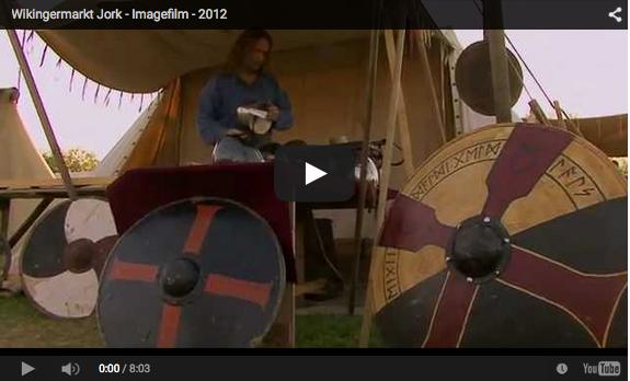 Wikingermarkt Jork - Imagefilm - 2012