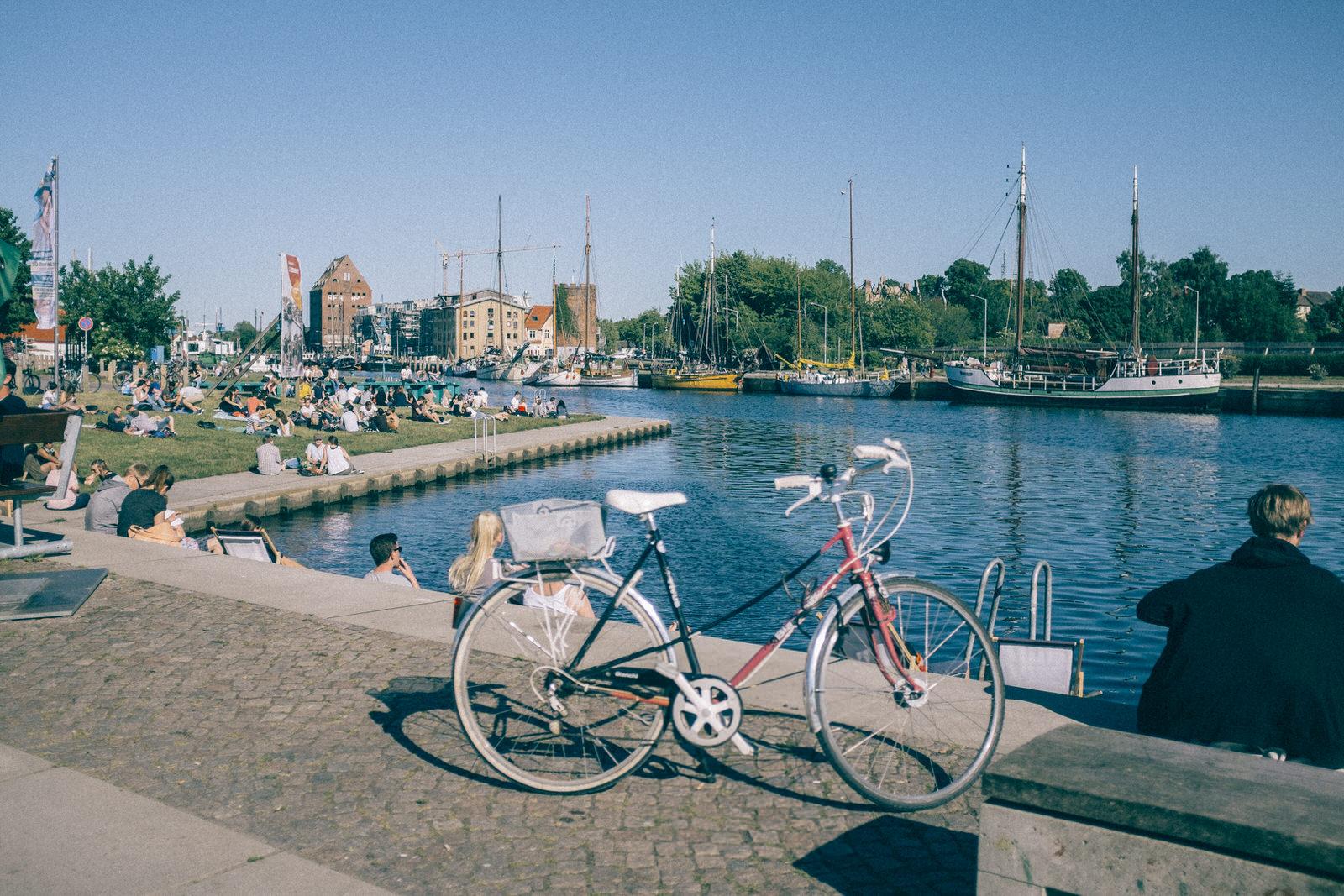 Sommer, Sonne, Greifswald...