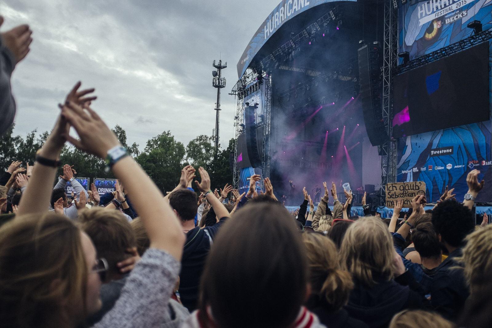 Impressionen - Hurricane-Festival 2015