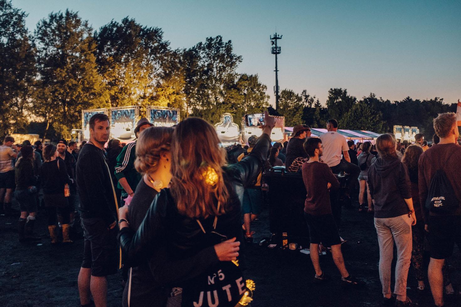 Hurricane-Festival 2016 - Drei Tage Festival-Spaß